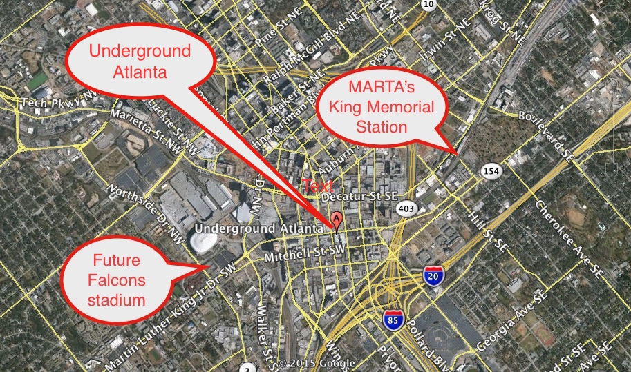 Underground Atl Ga Tech Grad Shows Time Right For Redevelopment
