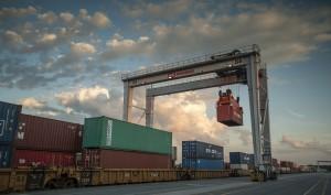 Ports, Chatham Rail Inter-model facility