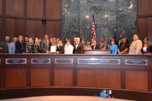 LGBT Equality Day, Atlanta City Council