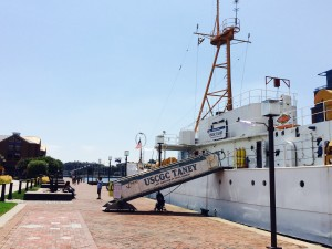 Baltimore, USCGC Taney